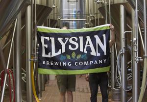 Flag - Elysian Logo