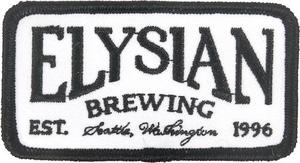 "3.2"" x 1.64"" Elysian Woven Patch"