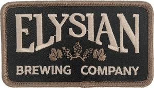 "4"" x 2.24"" Elysian Woven Patch"