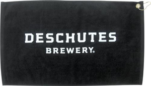 Deschutes Brewery Golf Towel