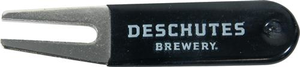 Deschutes Brewery Rubber-Coated Divot Tool