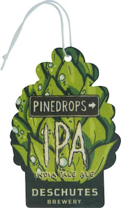 Pinedrops IPA Air Freshener