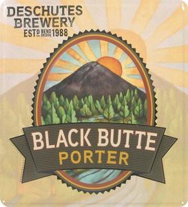 VINTAGE Metal Tacker: Black Butte Porter