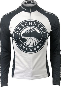 Deschutes Brewery Long-Sleeve Cycling Jersey
