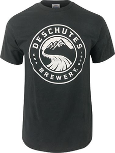 Deschutes Brewery Circle Logo T-Shirt