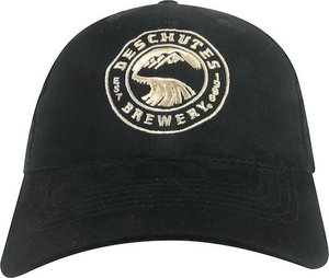 Deschutes Brewery Lightweight Brushed Cotton Twill Hat
