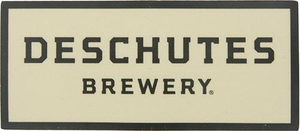"Deschutes Brewery 3.5"" Sticker - Word Mark"