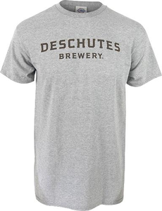 Deschutes Brewery Word Mark T-Shirt