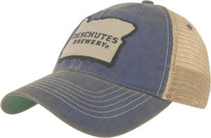 Deschutes Brewery Adjustable State Hat