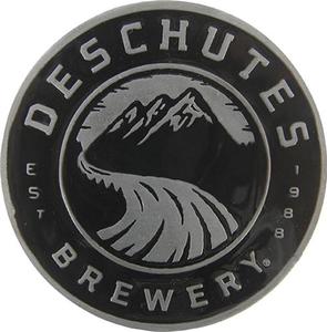 Deschutes Brewery Belt Buckle