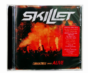 Comatose Alive DVD/CD