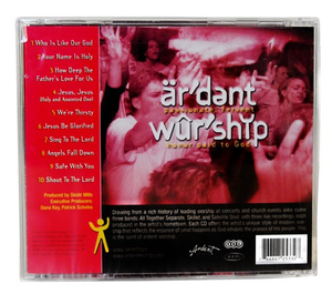 Ardent Worship CD - CDs - Skillet Store