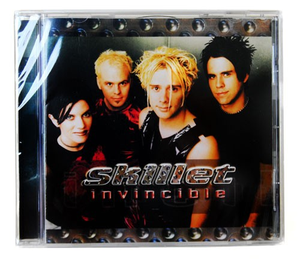 Skillet - Invincible CD