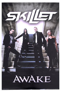 Skillet Poster | eBay