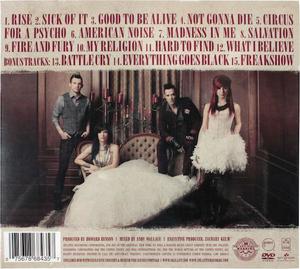 RISE Deluxe CD/DVD