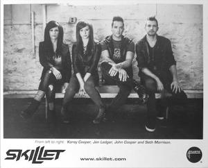 Skillet Band Photo