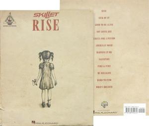 RISE Guitar Book