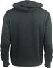 Unisex Zip Hooded Sweatshirt image 2