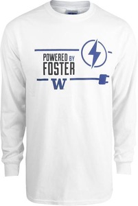 Long-Sleeve Powered by Foster Tee