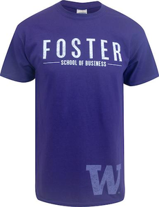 Foster Tee Purple