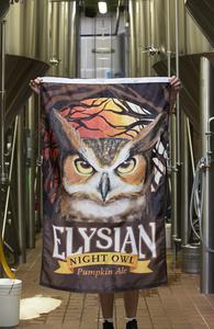 Flag - Night Owl Pumpkin Ale