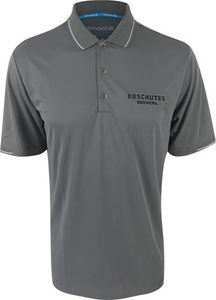 Deschutes Brewery adidas climachill® Solid Polo