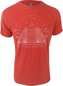 Limited Edition - Unisex Canada Datacenter Launch Tee