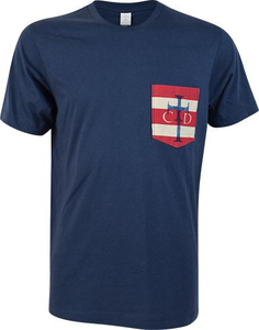 Nautical Pocket Tee