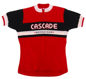 Women's Cascade Wool Short Sleeve Jersey