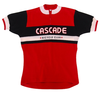 Women's Cascade Wool Short Sleeve Jersey image 1
