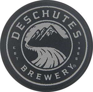 Deschutes Brewery Woven Patch