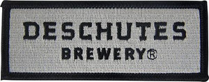 Deschutes Brewery Embroidered Patch