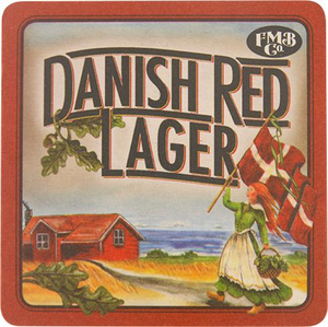 Danish Red Coaster