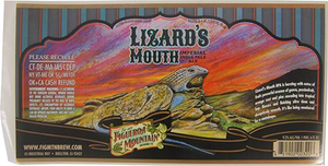 Lizard's Mouth Bottle Label