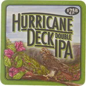 Hurricane Deck Coaster