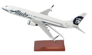 Daron Executive Series B737-800 Standard Livery 1/100
