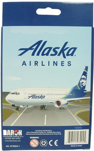 Alaska Airlines Diecast Toy Plane Toys Alaska Airlines