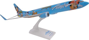Skymarks Snap Together B737-900 1/130 Scale Disney II