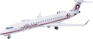 Horizon Air CRJ 1/200 Model