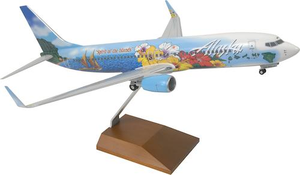 Skymarks 737-800 1/100 Spirit of the Islands 1/100