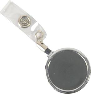 Metal Retractable Badge Reel