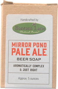 Beer Soap: Mirror Pond Pale Ale 2015