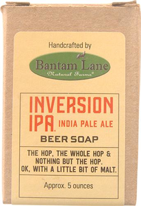 Beer Soap: Inversion IPA 2015