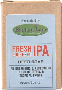 Beer Soap: Fresh Squeezed IPA 2015