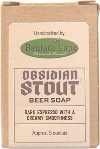 Beer Soap: Obsidian Stout 2015