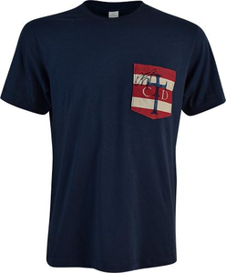 Autographed Nautical Pocket Tee