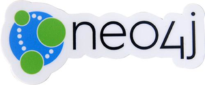 "neo4j Die Cut Sticker - 3"" x 1.20"""