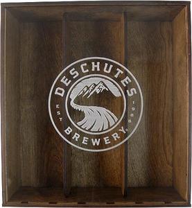 Deschutes Brewery Triple-Bottle Beer Caddy