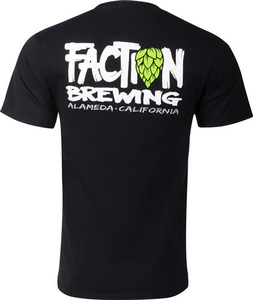 Faction Brewing Logo Tee