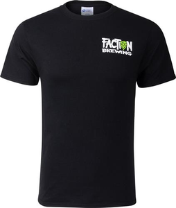 Faction Brewing Logo Tee